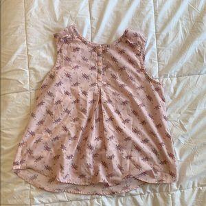 Gap Girls Pajama Set